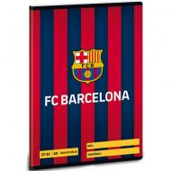 Caiet matematica 32 file FC Barcelona Rosu cu Albastru A5