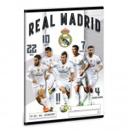 Caiet Vocabular A5 FC Real Madrid
