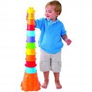 Centru de activitati PlayGo Toys - Girafa