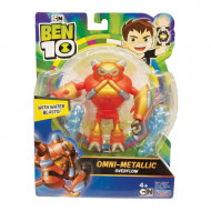 Figurina articulata Ben 10 Overflow Omni-Metallic