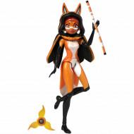 Figurina articulata Rena Rouge 12 cm - Miraculous: Buburuza si Motan Noir