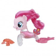 Figurina Sirena Pinkie Pie cu apa Flip&Flow My Little Pony:Filmul