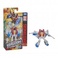 Figurina transformabila Transformers Kingdom War for Cybertron - Starscream