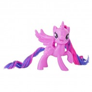 Figurina Twilight Sparkle My Little Pony dimensiune 7 cm, in cutie