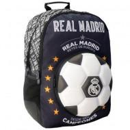 Ghiozdan ergonomic FC Real Madrid, model 3D