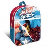 Ghiozdan pentru gradinita Avengers - Captain America si Ironman 30 cm