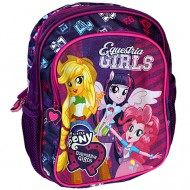 Ghiozdan rucsac gradinita My Little Pony Equestria Girls 25 cm