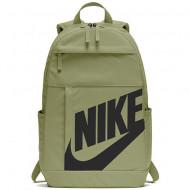 Ghiozdan rucsac Nike Elemental verde, cu 4 compartimente