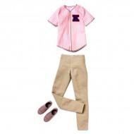 Haine Ken camasa, pantaloni si pantofi Barbie