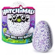 Hatchimals jucarie de plus interactiva Draguella in ou mov