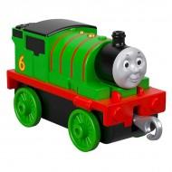 Locomotiva Metalica Percy Push Along Thomas&Friends Track Master