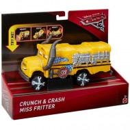Masina Mare Miss Fritter Crunch & Crush Cars 3