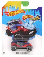 Masinuta Baja Bone Shaker 1/64 Hot Wheels Colour Shifters