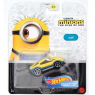 Masinuta Hot Wheels 1/64 Carl Minions