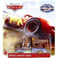 Masinuta metalica Bucsa Fireball Beach Racers Disney Cars 3