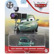Masinuta metalica Dash Boardman Disney Cars Metal