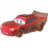 Masinuta metalica Muddy Fulger McQueen Rusteze Disney Cars Metal