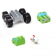 Masinuta Pickle Mega Bloks - Blaze and the Monster Machines