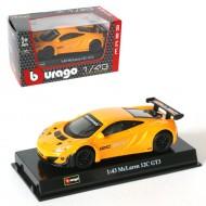 Masinuta Racing McLaren12C GT3 1/43 Bburago