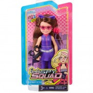 Mini Papusa Mov Barbie Agent Secret