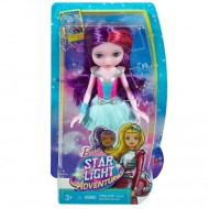 Mini Papusa Spirit Chelsea Barbie Star Light Adventure