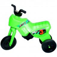 Motocicleta fara pedale Maxi - verde