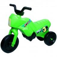 Motocicleta fara pedale Mica - verde