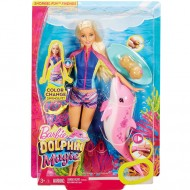 Papusa Barbie Dolphin Magic