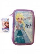 Penar dublu echipat Frozen Elsa, 27 piese