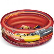 Piscina gonflabila cu 3 inele Disney Cars 3