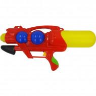 Pistol cu apa colorat 56 cm
