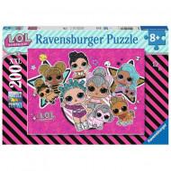 Puzzle L.O.L Surprise 200 piese