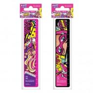 Rigla Barbie 15 cm Starpack