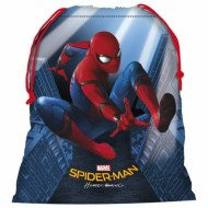Sac de umar cu snur Spiderman Homecoming