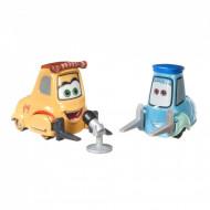 Set 2 masinute metalice Sweet Tea si Guido Disney Cars