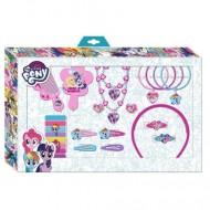Set accesorii pentru par si bijuterii My Little Pony