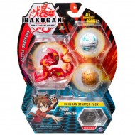 Set Bakugan Start figurina Pyrus Fangzor