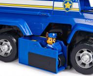 Set Chase si Ultimate Police Cruiser 5 in 1 cu sunete si lumini Patrula Catelusilor