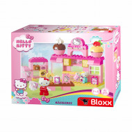 Set de constructie Big Bloxx Brutaria Hello Kitty