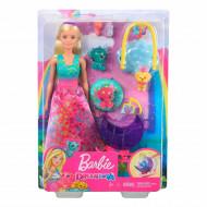 Set de joaca Barbie Dreamtopia - Cresa Dragoneilor