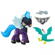Set de Joaca Figurina Shadowbolts si Cockatrice My Little Pony Guardians Of Harmony