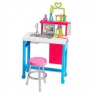 Set de joaca laboratorul de cercetare Barbie