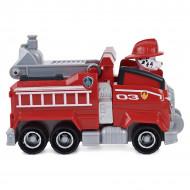 Set de joaca Marshall si masina de pompieri deluxe Patrula Catelusilor - Filmul