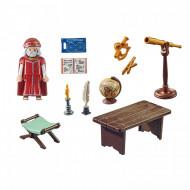 Set de joaca Playmobil History Astronom 70604