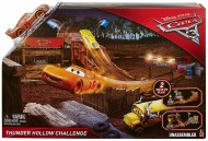 Set de joaca Thunder Hollow Challenge - Disney Pixar Cars 3