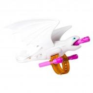 Set Dragon Light Fury cu lansator Cum sa-ti dresezi dragonul
