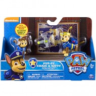Set Figurine Arte Martiale Chase si Kitty Patrula Catelusilor