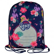 Set Scoala My Little Pony: Ghiozdan, penar si sac de umar Friendship is Magic