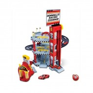 Garaj Ferrari Downhill Racer Bburago Race and Play