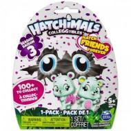 Hatchimals Colleggtibles pachet surpriza cu 1 figurina Sezonul 3
